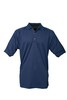 AM0926 SOLID PERFORMANCE POLO in Classdic Navy
