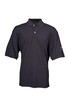 MEN'S Classic Solid Pique Polo in Navy