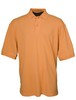 MEN'S Classic Solid Pique Polo in Sunrise