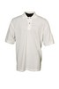 MEN'S Classic Solid Pique Polo in White